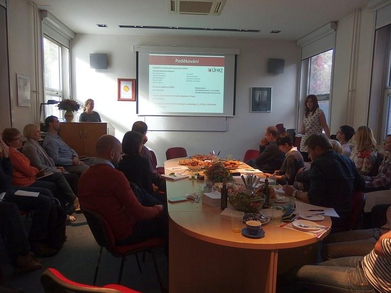 """Workshop """"Molekulárně genetické vyšetřování BCR-ABL1"""""""